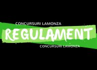 Regulament concursuri LAMONZA