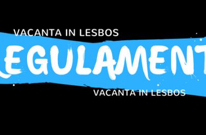 Regulament campanie VACANTA IN LESBOS
