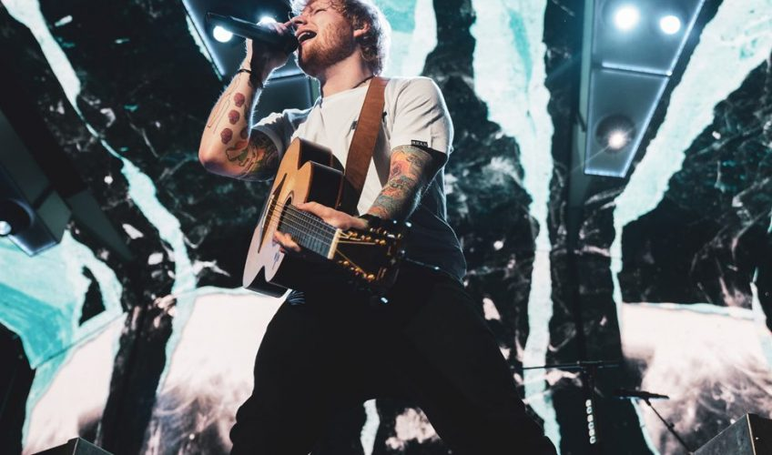 3 iulie / Ed Sheeran – Arena Nationala