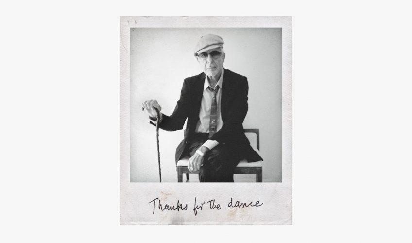 """Noi cântece de la Leonard Cohen. Ascultă """"The Goal"""", prima piesa de pe albumul postum"""