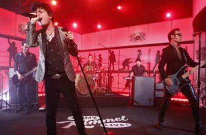 Green Day a lansat un nou videoclip