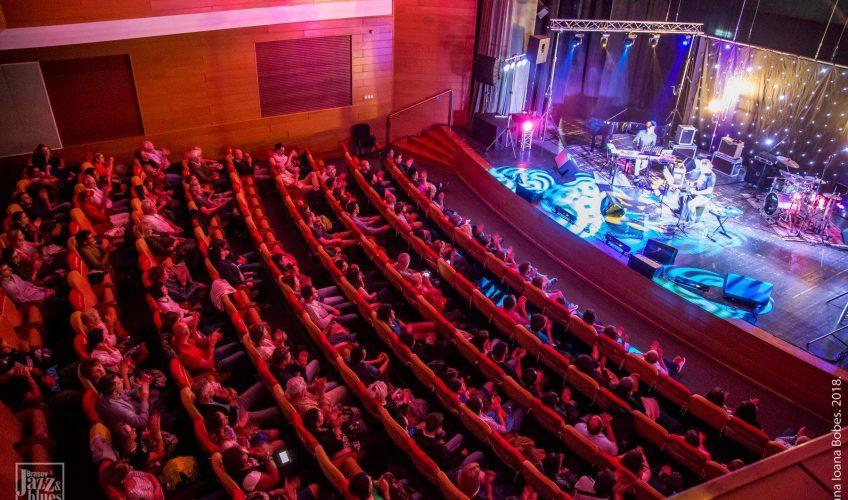 Artiștii care vor cânta în a doua zi a Brașov Jazz&Blues Festival