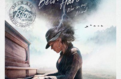 Beth Hart va cânta din nou la Open Air Blues Festival Brezoi 2020