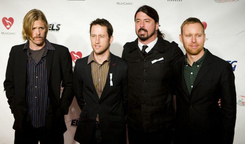 """""""Foo Fighters"""" va intra în studio pentru un nou album"""