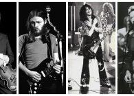 Mai multe legende ale rockului au semnat o chitară în scopuri caritabile