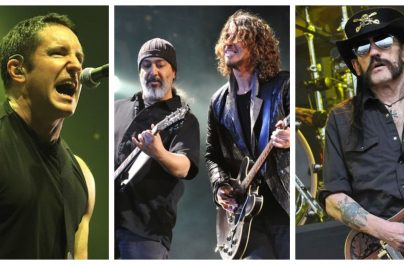 Soundgarden, Nine Inch Nails, Motorhead printre nominalizații la Rock 'n' Roll Hall of Fame 2020