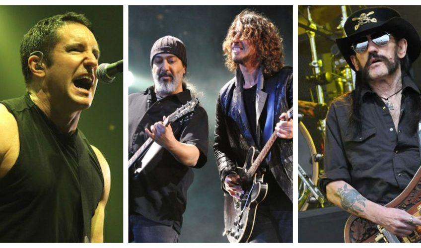 Soundgarden, Nine Inch Nails, Motorhead printre nominalizații la Rock 'n' Roll Hall of Fame 2020