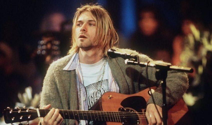 Chitara cu care Kurt Cobain a cântat la MTV Unplugged ar putea fi vândută cu cel puțin 1 milion de dolari