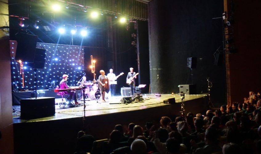 Muzicuță și heavy blues rock în a treia seară de Brașov Jazz&Blues Festival