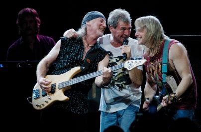 Deep Purple va lansa un album live în decembrie
