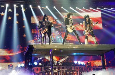 Kiss anunță un turneu anul viitor împreună cu David Lee Roth