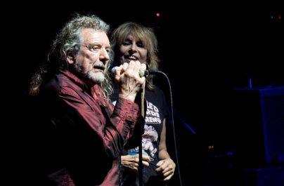 Robert Plant are planuri pentru un nou album