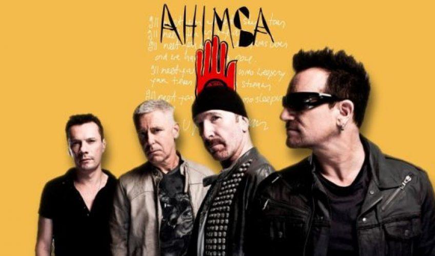 U2 revine cu o nouă piesă