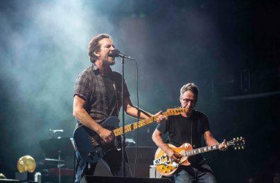 Pearl Jam anunță anunță un eveniment de amploare înainte de lansarea albumului Gigaton