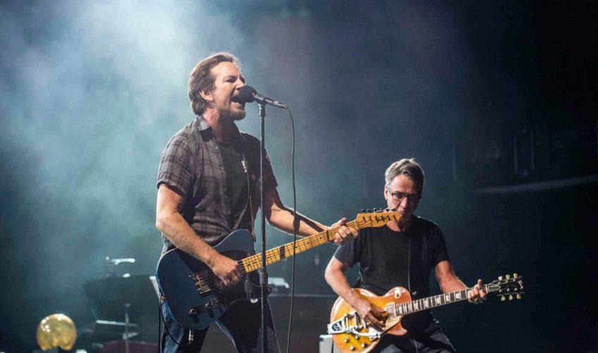 Pearl Jam și-a amânat turneul european anul viitor