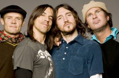 John Frusciante revine în Red Hot Chili Peppers