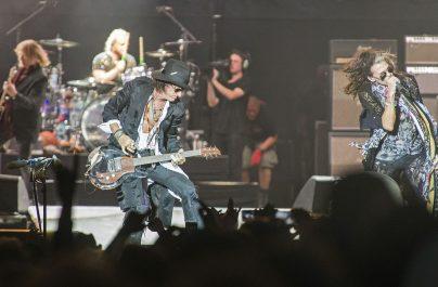 Aerosmith revine anul viitor cu un turneu european