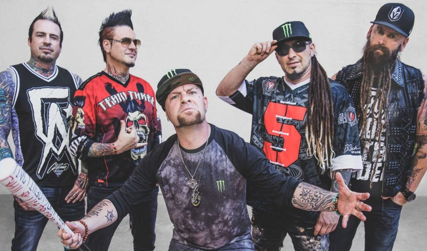 Ascultă noul single semnat Five Finger Death Punch. Noul lor album va apărea în februarie