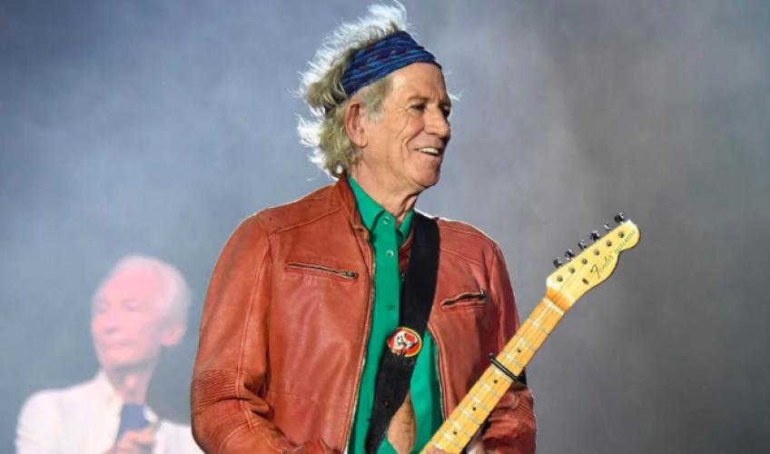 10 lucruri suprinzătoare despre Keith Richards