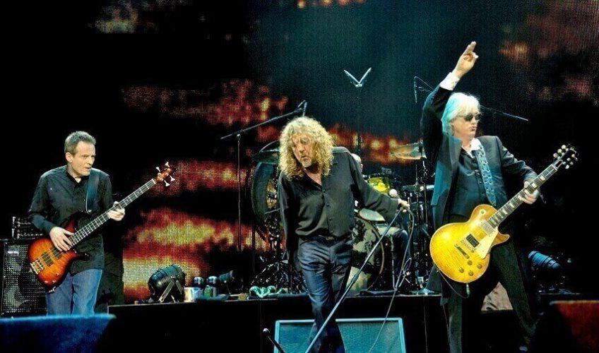 Ce a însemnat reunirea Led Zeppelin din 2007