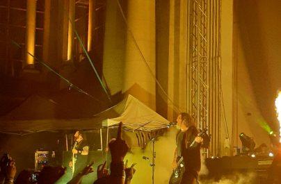 Slayer a încheiat turneul de adio. Vezi VIDEO cu ultima piesă și cuvintele de rămas-bun