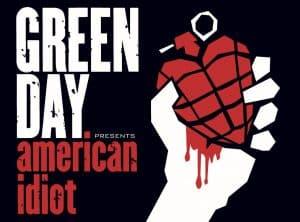american idiot, green day