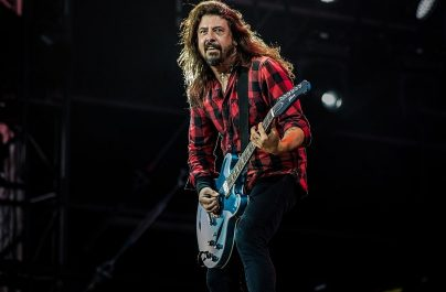 Dave Grohl confirmă că un nou album Foo Fighters este gata