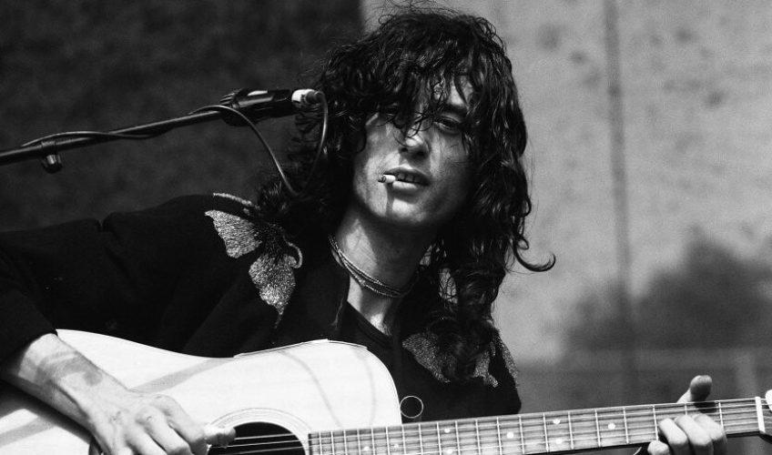 """Jimmy Page: """"Led Zeppelin a fost cea mai bună trupă a tuturor timpurilor"""""""