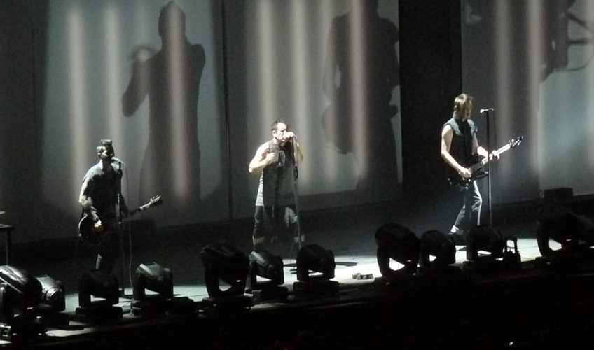 Nine Inch Nails va intra în Rock and Roll Hall of Fame