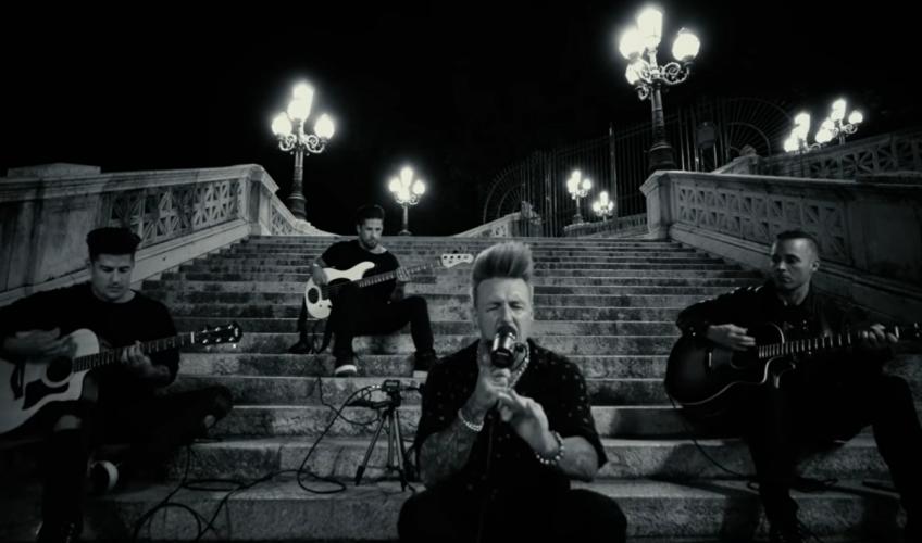 "Papa Roach a lansat varianta acustică a piesei ""The Ending"". Vezi videoclipul"