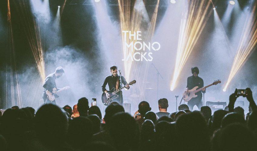 The Mono Jacks lansează noul album la Arenele Romane