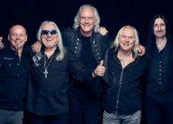Uriah Heep anunță un turneu aniversar