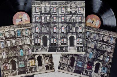 """""""Physical Graffiti"""": 12 lucruri pe care nu le știai despre albumul trupei Led Zeppelin"""