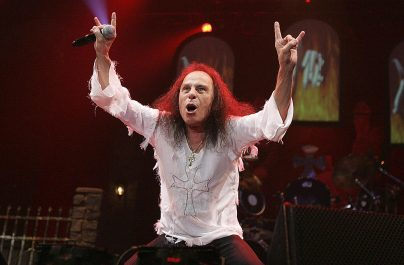 Un film documentar despre viața lui Ronnie James Dio a fost anunțat