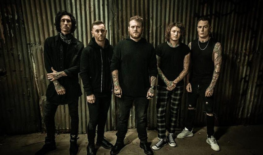 "Ascultă noul single Asking Alexandria, ""They Don't Want What We Want (And They Don't Care)"""