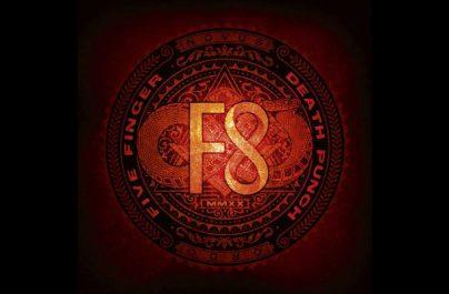 """Five Finger Death Punch a lansat albumul """"F8"""""""