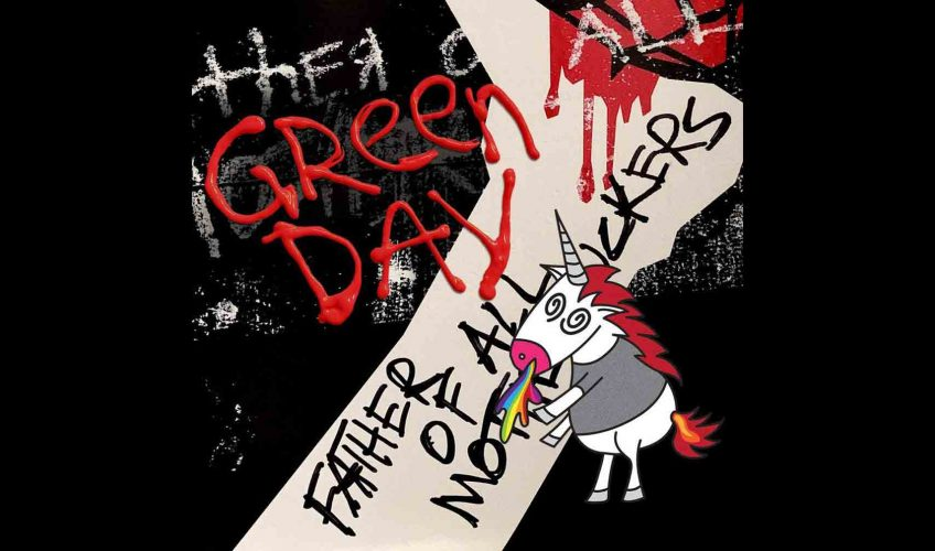 """Green Day a lansat albumul """"Father of All…"""""""