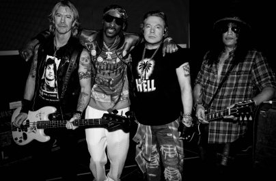 "(VIDEO) Guns N' Roses a dedicat piesa ""Knockin' on Heaven's Door"" lui Kobe Bryant"