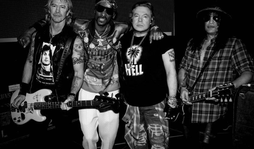 """(VIDEO) Guns N' Roses a dedicat piesa """"Knockin' on Heaven's Door"""" lui Kobe Bryant"""