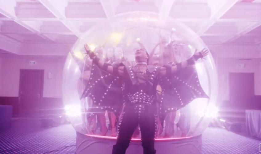 "Lindemann a lansat un nou videoclip. Urmărește ""Platz Eins"""