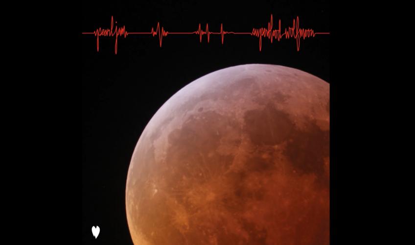 """Ascultă """"Superblood Wolfmoon"""", al doilea single Pearl Jam de pe albumul Gigaton"""