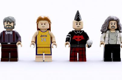 Un fan TOOL a reprodus membrii trupei și o scenă din piese LEGO. Cum îl putem ajuta să fie fabricate