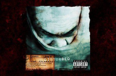 """Acum 20 de ani, Disturbed ne """"îmbolnăvea"""" cu """"The Sickness"""""""