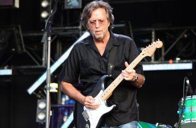 Eric Clapton împlinește 75 de ani