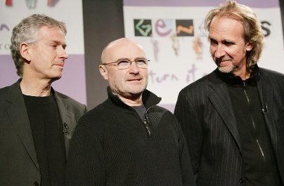 Genesis anunță un turneu de reuniune după 13 ani