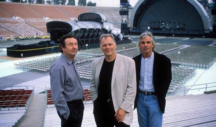 Pink Floyd anunță o serie de concerte pe Youtube