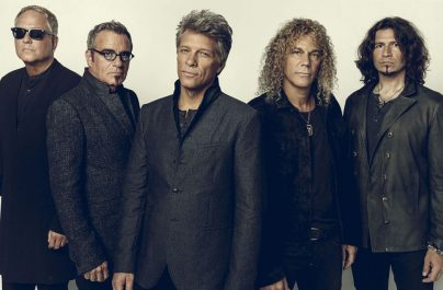 "Ascultă ""American Reckoning"", noul single Bon Jovi"