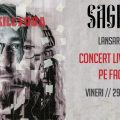 "RoadkillSoda – lansare album ""Sagrada"" – livestream din Expirat"