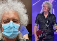 "Brian May: ""Am făcut un infarct minor"""