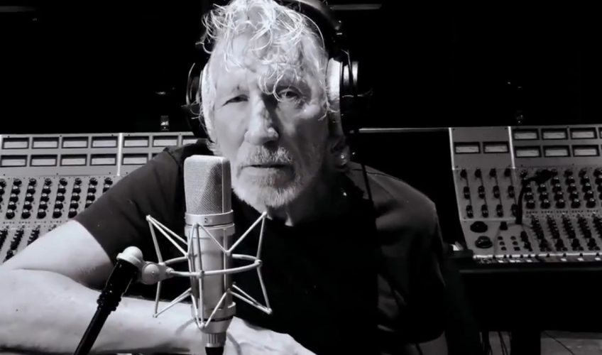 """Roger Waters anunță reprogramarea turneului """"This Is Not A Drill"""""""